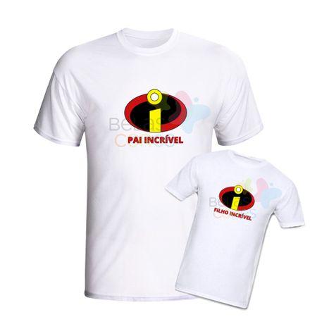 camiseta-branca-personalizada-pai-incrivel-filho-incrivel