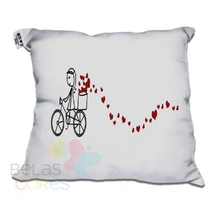 Almofada-Decorativa-30x30-Menina-Bicicleta