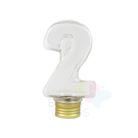 tubete-numero-2-tampa-metal-dourada