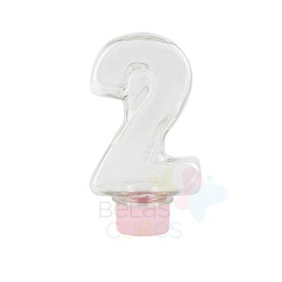 tubete-numero-2-tampa-plastica-rosa-claro
