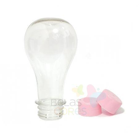 pet-lampada-boliche-100ml-tampa-rosa-10-unidades