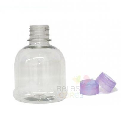frasco-cilindrico-200ml-tampa-lilas-10-unidades