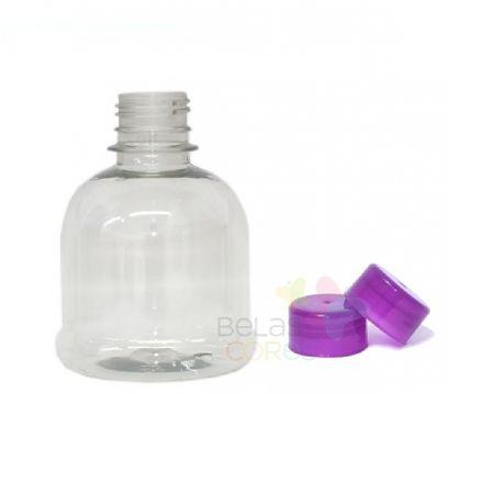 frasco-cilindrico-200ml-tampa-roxa-10-unidades