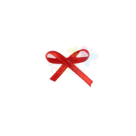 mini-lacinho-de-cetim-mosquitinho-vermelho-100-unidades