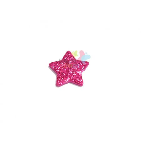 aplique-eva-estrela-pink-glitter-pp-50-uni
