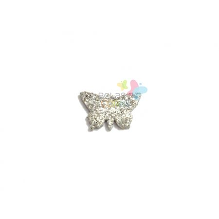 aplique-eva-borboleta-prata-glitter-pp-50-uni