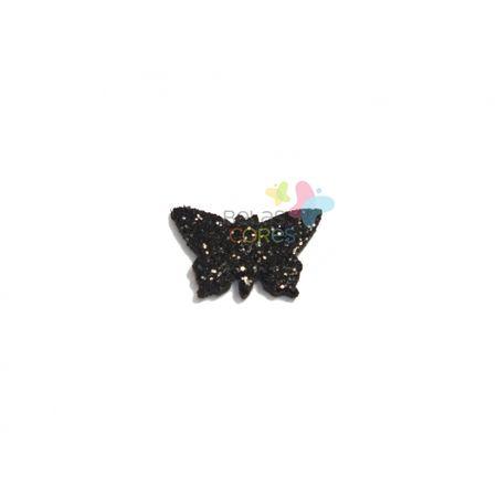 aplique-eva-borboleta-preto-glitter-pp-50-uni