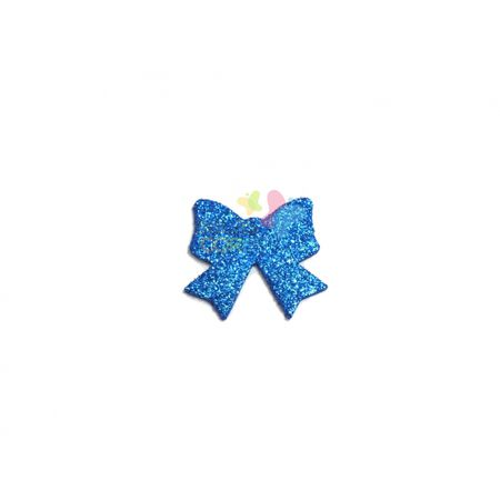 aplique-eva-laco-azul-royal-glitter-m-50-uni
