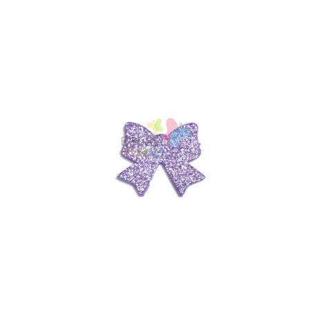 aplique-eva-laco-lilas-glitter-m-50-uni