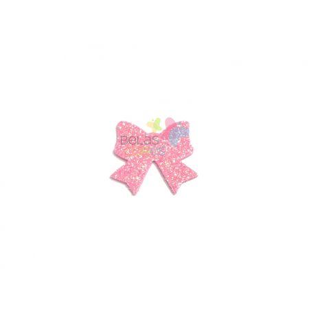 aplique-eva-laco-rosa-glitter-m-50-uni