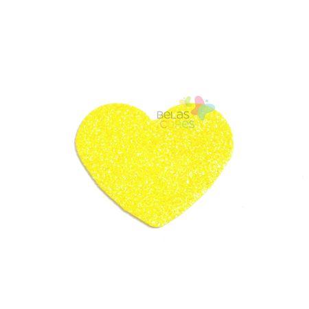 aplique-eva-coracao-amarelo-glitter-g-50-uni