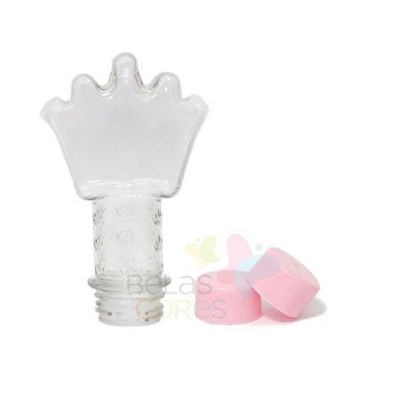 tubete-coroa-90ml-tampa-rosa-10-unidades