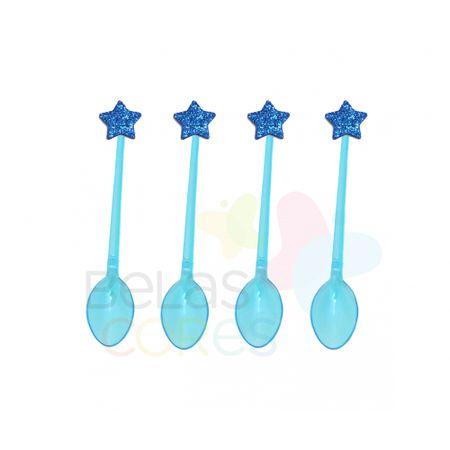 colherzinha-acrilica-azul-aplique-estrela-azul-escuro-tamanho-pp-50-unidades