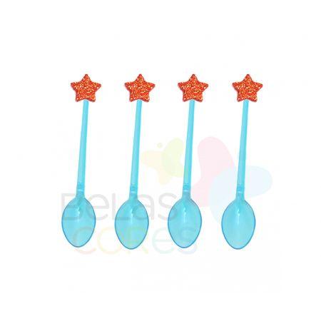 colherzinha-acrilica-azul-aplique-estrela-vermelho-tamanho-pp-50-unidades