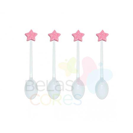 colherzinha-acrilica-branca-aplique-estrela-rosa-tamanho-pp-50-unidades
