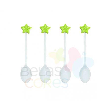colherzinha-acrilica-branca-aplique-estrela-verde-claro-tamanho-pp-50-unidades