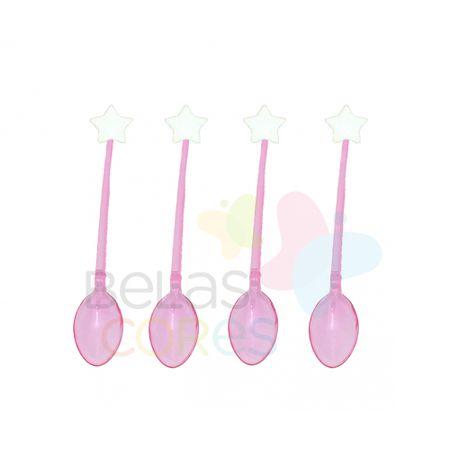 colherzinha-acrilica-rosa-aplique-estrela-branco-tamanho-pp-50-unidades