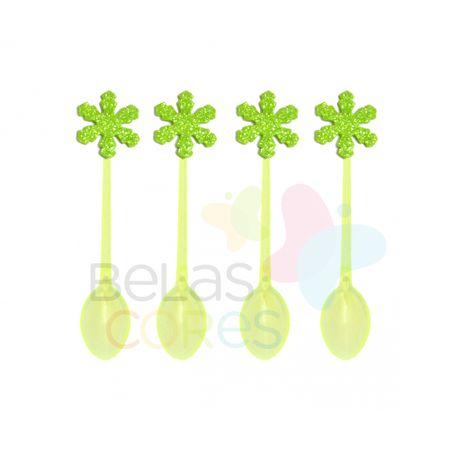 colherzinha-acrilica-amarela-aplique-gelo-verde-claro-tamanho-p-50-unidades