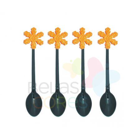 colherzinha-acrilica-preta-aplique-gelo-laranja-tamanho-p-50-unidades