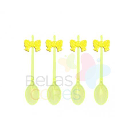 colherzinha-acrilica-amarela-aplique-laco-amarelo-tamanho-p-50-unidades