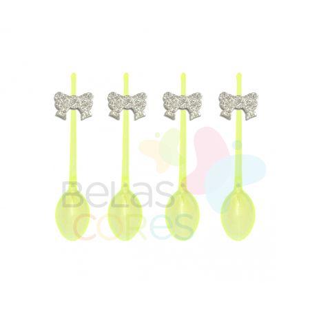 colherzinha-acrilica-amarela-aplique-laco-prata-tamanho-p-50-unidades