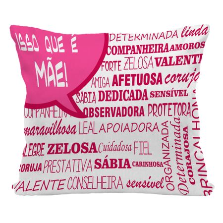 Almofada-Dia-das-Maes-30x30-Isso-que-e-Mae--Pink---1-unidade