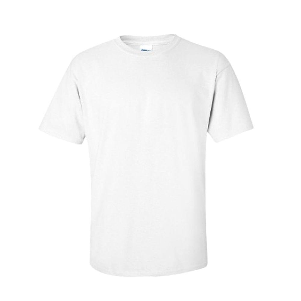 Camiseta 100% Algodão Branca Tamanho 10 - 1 unidade - belascores d7fe42923b8