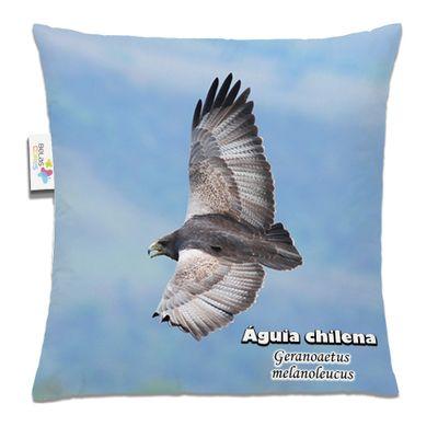 Almofada-Animal-30x30-Aguia-Chilena