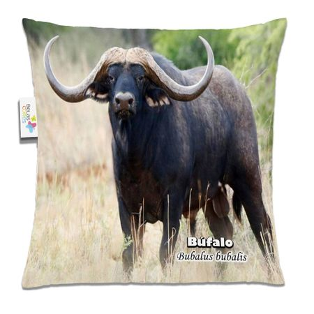 Almofada-Animal-30x30-Bufalo