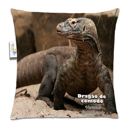 Almofada-Animal-30x30-Dragao-De-Comodo