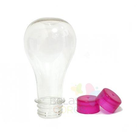 pet-lampada-boliche-100ml-tampa-pink-10-unidades