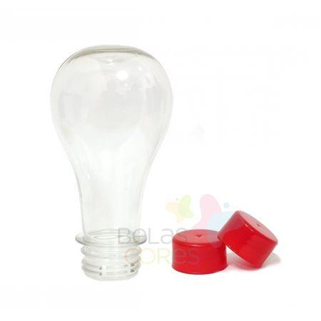 pet-lampada-boliche-100ml-tampa-vermelha-10-unidades
