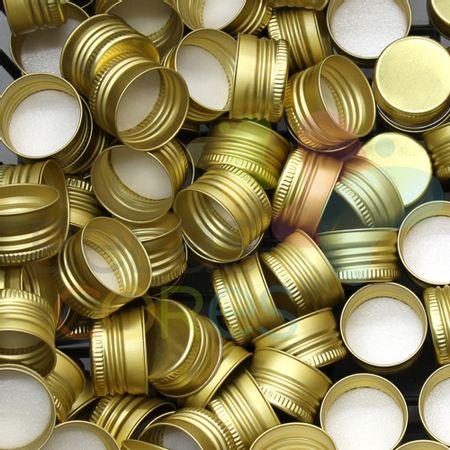 tampa-metal-dourada