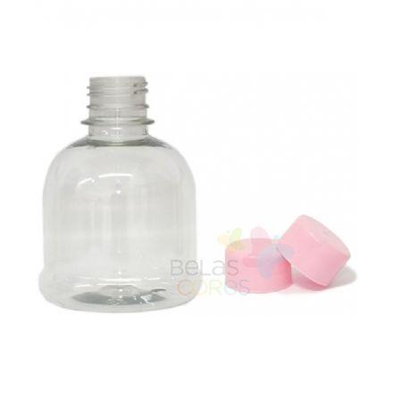 frasco-cilindrico-200ml-tampa-rosa-10-unidades