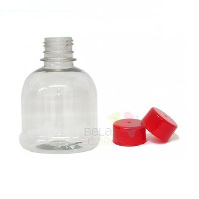 frasco-cilindrico-200ml-tampa-vermelha-10-unidades