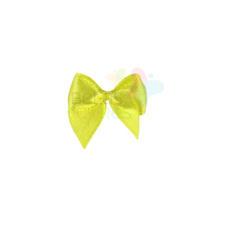 mini-lacinho-de-cetim-amarelo-50-unidades