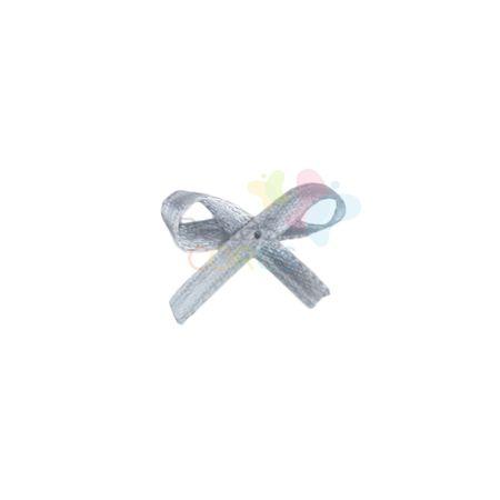 mini-lacinho-de-cetim-mosquitinho-cinza-100-unidades