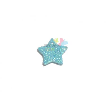 aplique-eva-estrela-azul-claro-glitter-m-50-uni