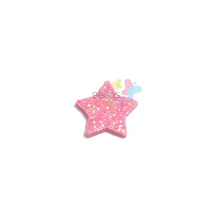 aplique-eva-estrela-rosa-glitter-m-50-uni