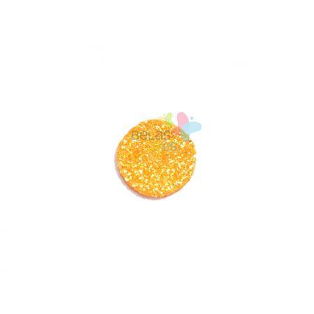 aplique-eva-bola-laranja-glitter-g-50-uni