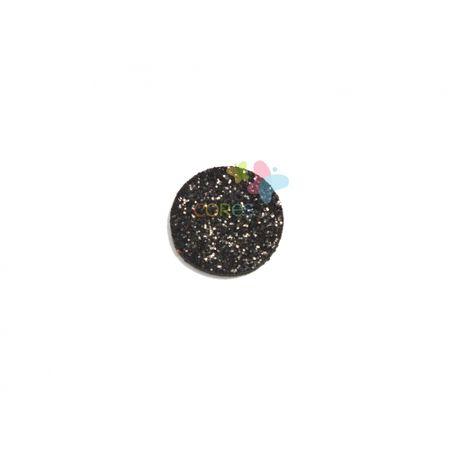 aplique-eva-bola-preto-glitter-g-50-uni