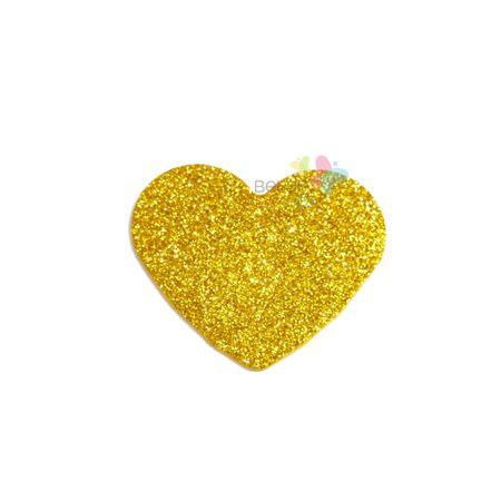 aplique-eva-coracao-ouro-glitter-gg-50-uni