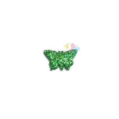 Borboleta-Verde-Escuro