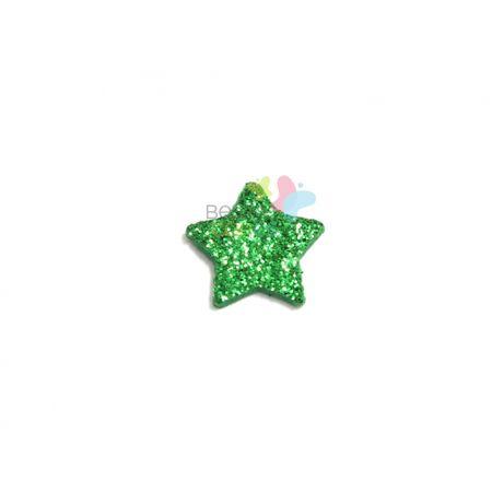Estrela-Verde-Escuro
