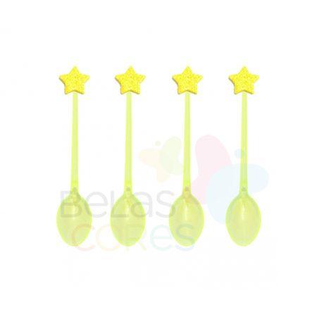 colherzinha-acrilica-amarela-aplique-estrela-amarelo-tamanho-pp-50-unidades