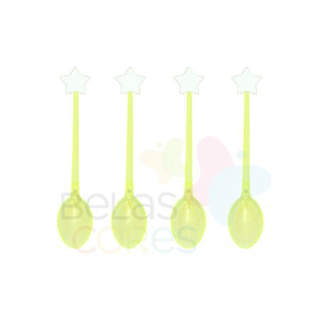 colherzinha-acrilica-amarela-aplique-estrela-branco-tamanho-pp-50-unidades