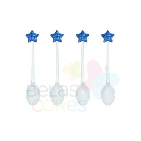 colherzinha-acrilica-branca-aplique-estrela-azul-escuro-tamanho-pp-50-unidades