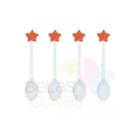 colherzinha-acrilica-branca-aplique-estrela-vermelho-tamanho-pp-50-unidades