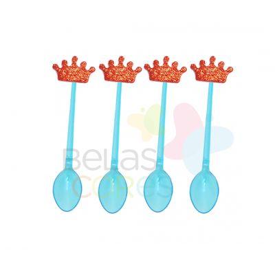 colherzinha-acrilica-azul-aplique-coroa-vermelho-tamanho-p-50-unidades
