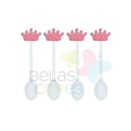 colherzinha-acrilica-branca-aplique-coroa-rosa-tamanho-p-50-unidades